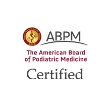 The American Board of Podiatric Medicine - Certified